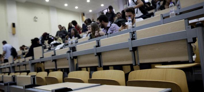 Από την Τετάρτη οι αιτήσεις των πυρόπληκτων φοιτητών/ Φωτογραφία: EUROKINISSI- ΓΙΑΝΝΗΣ ΠΑΝΑΓΟΠΟΥΛΟΣ