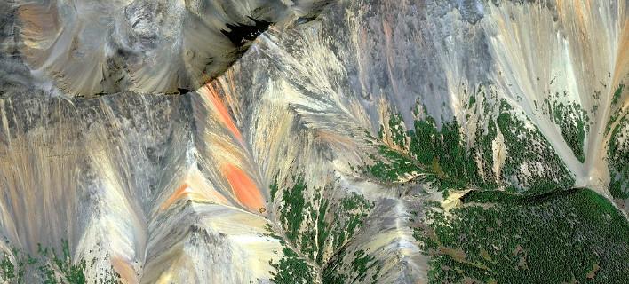 Μαγεία από τους ουρανούς: Αυτές είναι οι ομορφότερες αεροφωτογραφίες του 2014 [εικόνες]