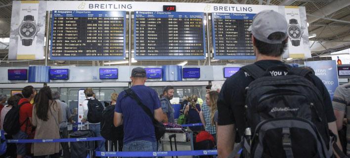 Απαλλάσσονται οριστικά από τη βίζα για τις ΗΠΑ οι Ελληνες πολίτες /Φωτογραφία: Εurokinissi