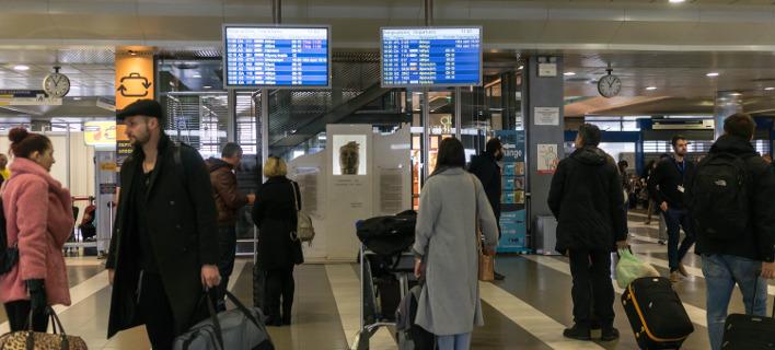 Αερολιμένας/Φωτογραφία: Eurokinissi