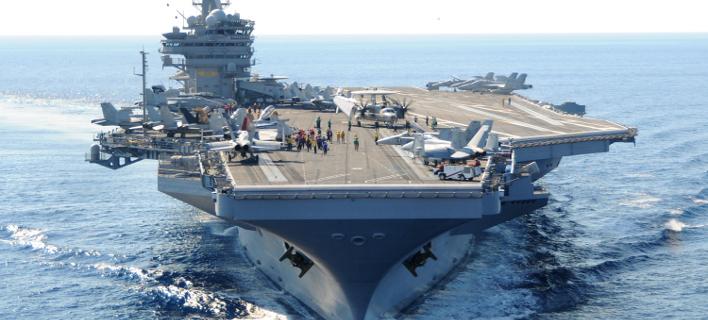 Αποτέλεσμα εικόνας για USS George H.W. Bush