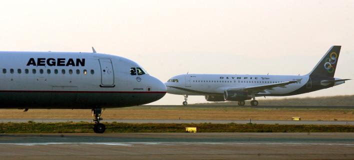 Ακυρώσεις πτήσεων και αλλαγές δρομολογίων εξαιτίας της στάσης εργασίας των ελεγκτών
