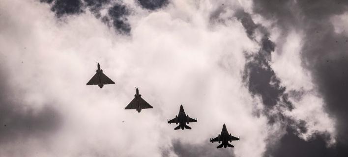 Πολεμική αεροπορία/Φωτογραφία: Eurokinissi