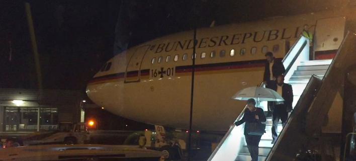 το αεροσκάφος/Φωτογραφία: AP