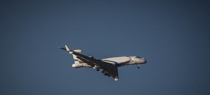 αεροσκάφος/Φωτογραφία: Eurokinissi