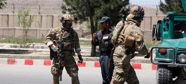 Ενας νεκρός από έκρηξη βόμβας/Φωτογραφία: AP