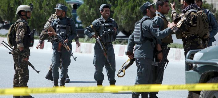 επίθεση στο Αφγανιστάν/Φωτογραφία: AP