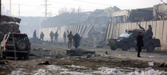 Δυο δημοσιογράφοι νεκροί από επίθεση στο Αφγανιστάν (Φωτο αρχείου: AP/Rahmat Gul)