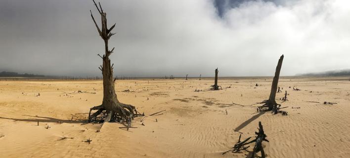 Το εχθρικό κλίμα ίσως πυροδότησε τη μαζική μετανάστευση από τη Μαύρη Ήπειρο (Φωτογραφία: ΑΡ)