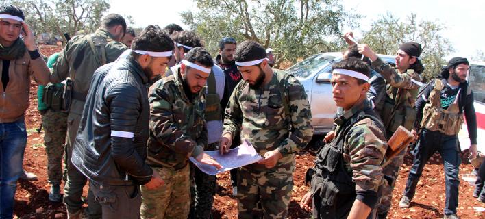 YPG: Δεν είναι ρεαλιστική η πρόβλεψη Ερντογάν πως μέχρι το βράδυ θα έχει καταληφθεί η Αφρίν