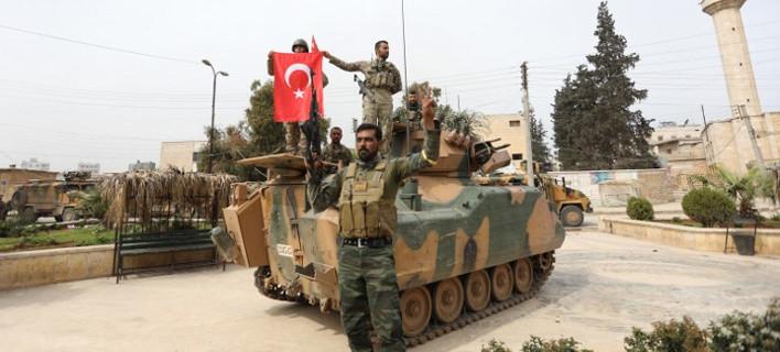 Επεσε η Αφρίν, θριαμβολογεί ο Ερντογάν -Κούρδοι:«Θα γίνουμε ο εφιάλτης σας»