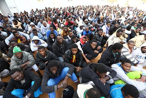 Αποτέλεσμα εικόνας για αφρικη μεταναστεσ