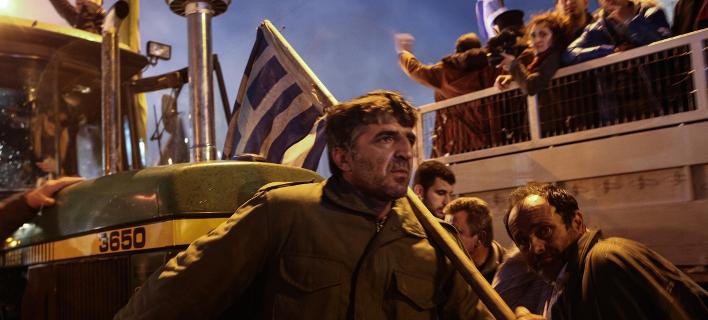Σήμερα η μεγάλη απόβαση των αγροτών στην Αθήνα -Στις 13:30 η συγκέντρωση στην πλατεία Βάθη