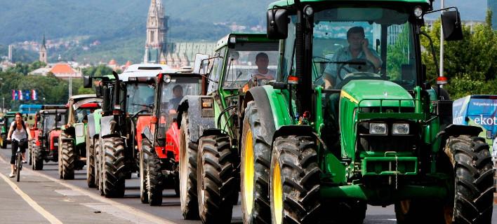 Ετοιμοι να κατέβουν στους δρόμους οι αγρότες της Β. Ελλάδας