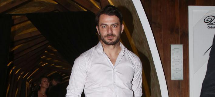 Γιώργος Αγγελόπουλος (Φωτογραφία: NDPphoto)