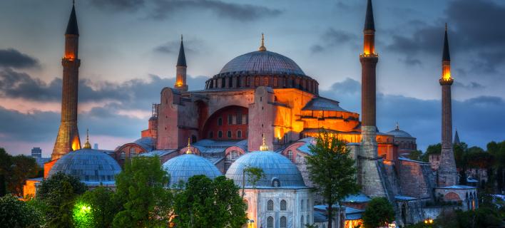 Επιστολή Κωνσταντινουπολιτών σε Ερντογάν /Φωτογραφία: Shutterstock