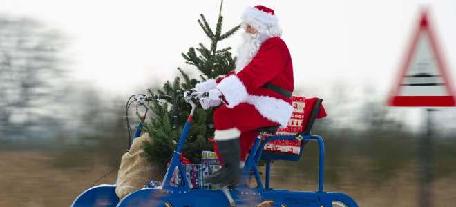 Γιατί δεν προλαβαίνουμε να δούμε τον Άγιο Βασίλη να μοιράζει τα δώρα;