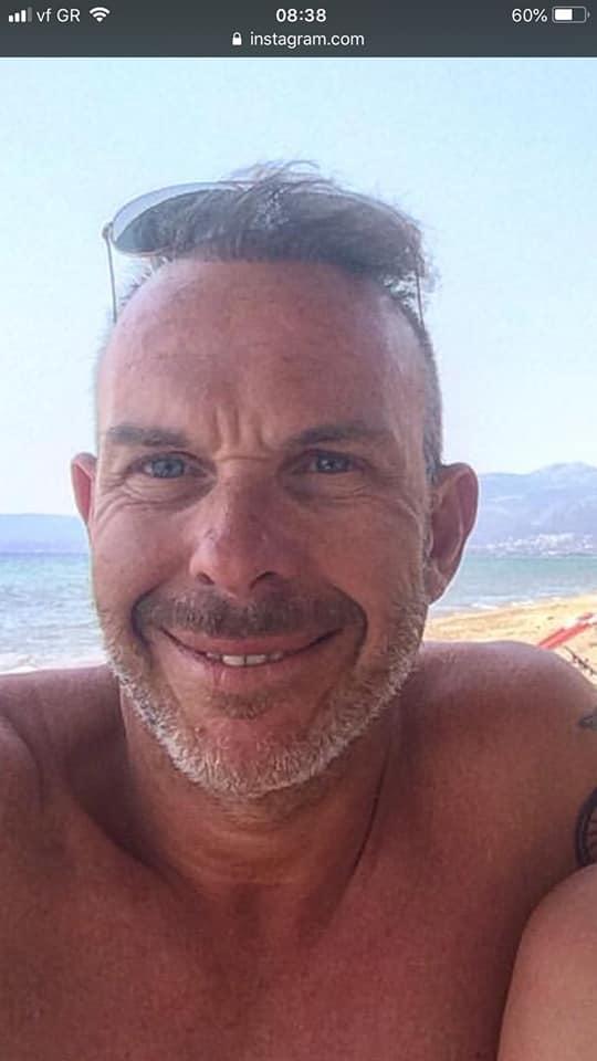 Ο 54χρονος Γρηγόρης Φύτρος