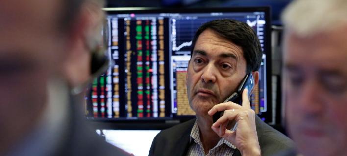 Trader σε χρηματιστήριο/Φωτογραφία: AP