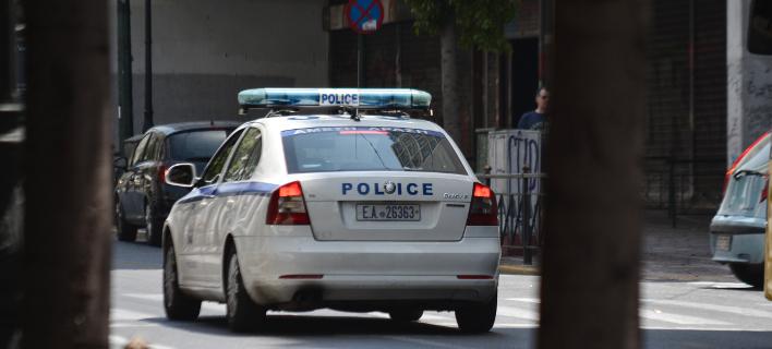 Περιπολικό της αστυνομίας- Φωτογραφία: Eurokinissi