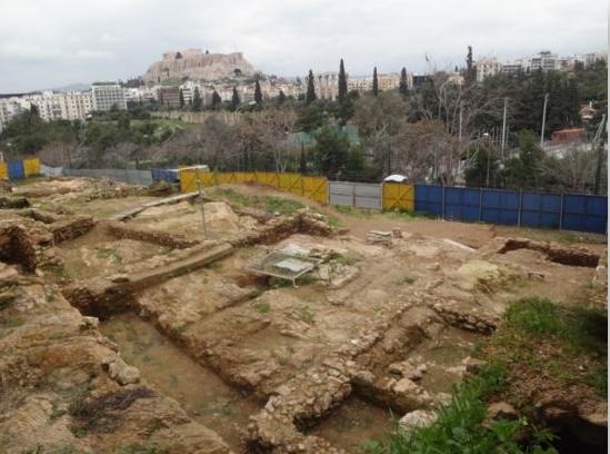 Ζητούν να αποδοθεί στο κοινό ως ένας ανοικτός αρχαιολογικός χώρος και χώρος περιπάτου