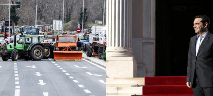 Οι αγρότες «αγχώνουν» την κυβέρνηση -Η πρόταση που θα τους παρουσιάσει