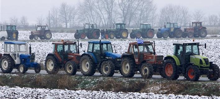 Αγρότες Εβρου: Συνεχίζουμε τα μπλόκα - Επικοινωνιακή η συνάντηση στο Μαξίμου