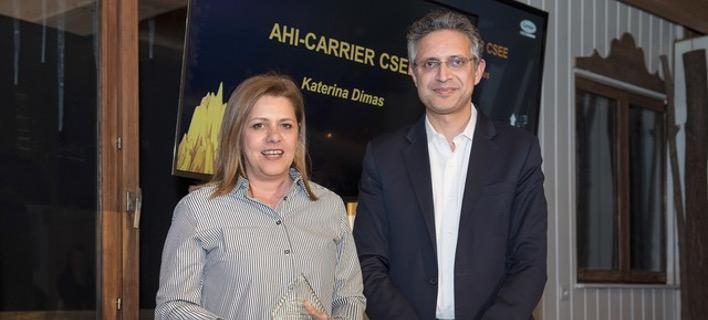 Παγκόσμια διάκριση για την AHI Carrier ΝΑ Ευρώπης Κλιματισμού Α.Ε