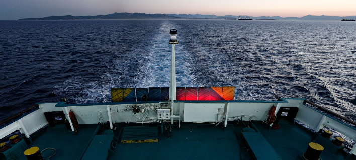 Εγκλωβίστηκαν στο Αϊβαλί 280 Ελληνες τουρίστες -Κατασχέθηκε το πλοίο τους