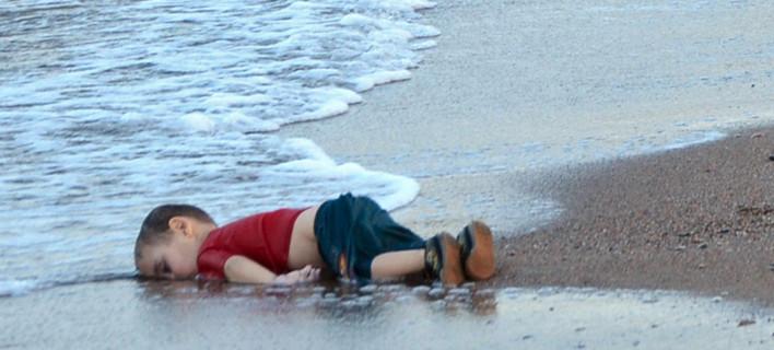 Ενας χρόνος από τον θάνατο του Αϊλάν -Ο πατέρας του μίλησε στην Bild [εικόνες]
