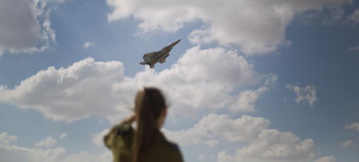 Αεροπορικά πλήγματα του Ισραήλ στη Γάζα (Φωτογραφία αρχείου: AP/ Ariel Schalit)