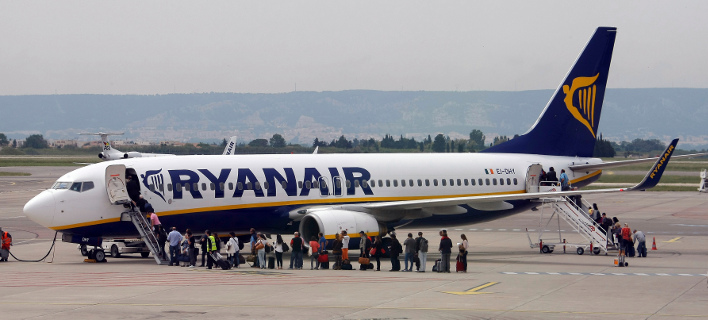 Ryanair/ Φωτογραφία AP images