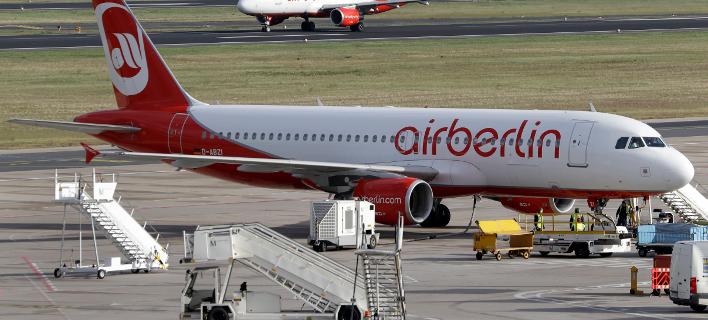 Η Ισλανδία δεν αφήνει αεροσκάφος της Air Berlin να απογειωθεί λόγω χρεών