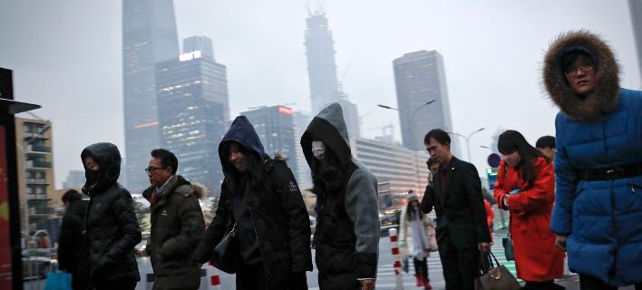 Ένας στους έξι πρόωρους θανάτους οφείλεται στην ατμοσφαιρική ρύπανση (Φωτογραφία: ΑΡ)