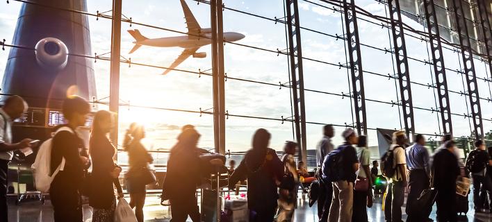 Αεροδρόμιο/ Φωτογραφία: Shutterstock