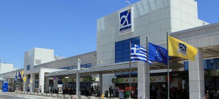 Κίνηση-ρεκόρ στα ελληνικά αεροδρόμια το δεκάμηνο/Φωτογραφία: ΑΠΕ-ΜΠΕ