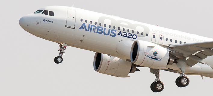 Φωτογραφία: AP- Αεροσκάφος της Airbus