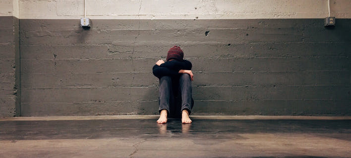 Η αυτοκτονία τρίτη αιτία θανάτου στους νέους/Φωτογραφία: pexels