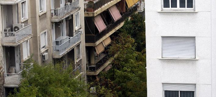 Μέχρι 210 ευρώ είναι το επίδομα στέγασης/Φωτογραφία: Eurokinissi