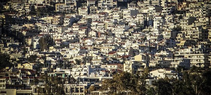 Ακίνητα στην Αθήνα / Φωτογραφία: Eurokinissi