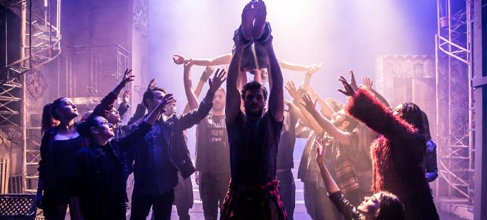 Jesus Christ Superstar στο Ακροπολ