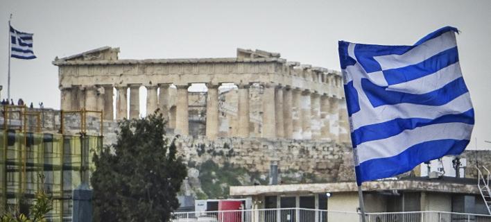 Τι διαπιστώνουν οι FT για το ελληνικό δημόσιο (Φωτογραφία: EUROKINISSI/ ΓΙΩΡΓΟΣ ΚΟΝΤΑΡΙΝΗΣ)