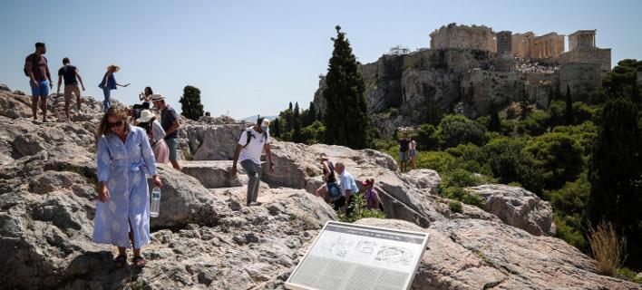 αρχαιολογικός χώρος/Φωτογραφία: Eurokinissi/ΡΕΜΠΑΠΗΣ ΒΑΣΙΛΗΣ