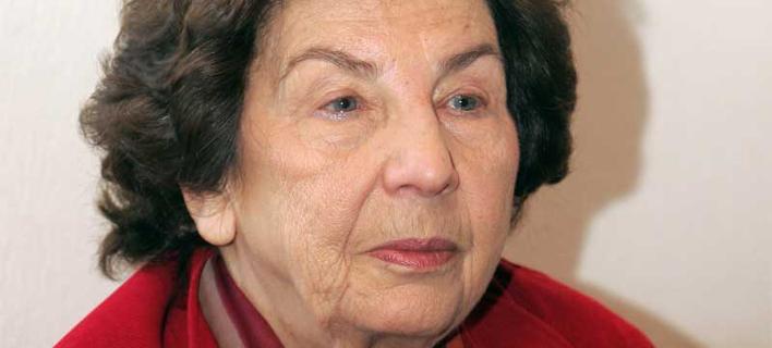 Η Γαλλία τιμά τη σπουδαία συγγραφέα Αλκη Ζέη [εικόνα]