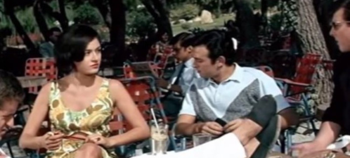 Σκηνή από την ταινία «Κορίτσια για Φίλημα» /Φωτογραφία: Youtube