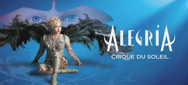 Πρεμιέρα με Alegria στο ΟΑΚΑ για το Cirque du Soleil [εικόνες]