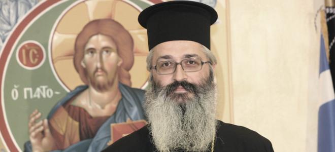 Αλεξανδρουπόλεως Ανθιμος: Να καταργηθεί ο θρησκευτικός όρκος για πολιτικούς και