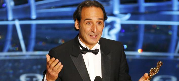 Τα φετινά Οσκαρ είχαν ελληνικό χρώμα -Ο Ελληνας που κέρδισε το χρυσό αγαλματίδιο για την καλύτερη μουσική [εικόνες]