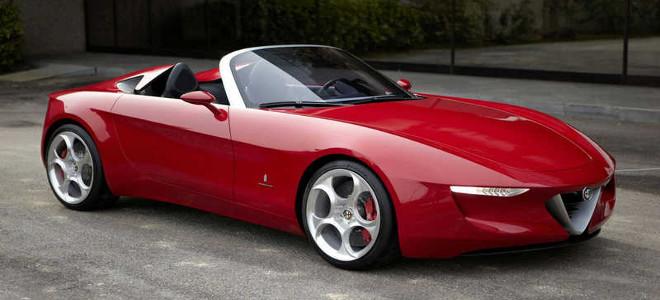 Εφτά νέα και πισωκίνητα μοντέλα για την αναγέννηση της Alfa Romeo