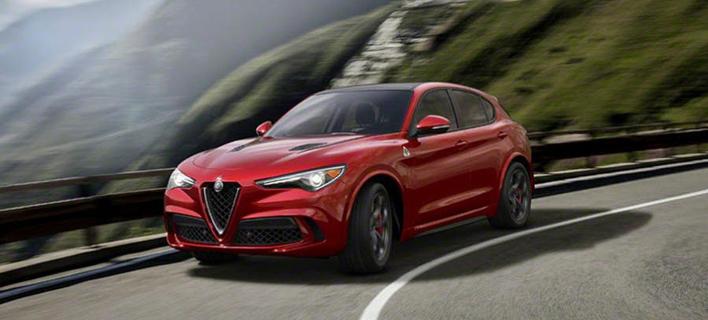 Η Stelvio είναι το νέο SUV της Alfa Romeo